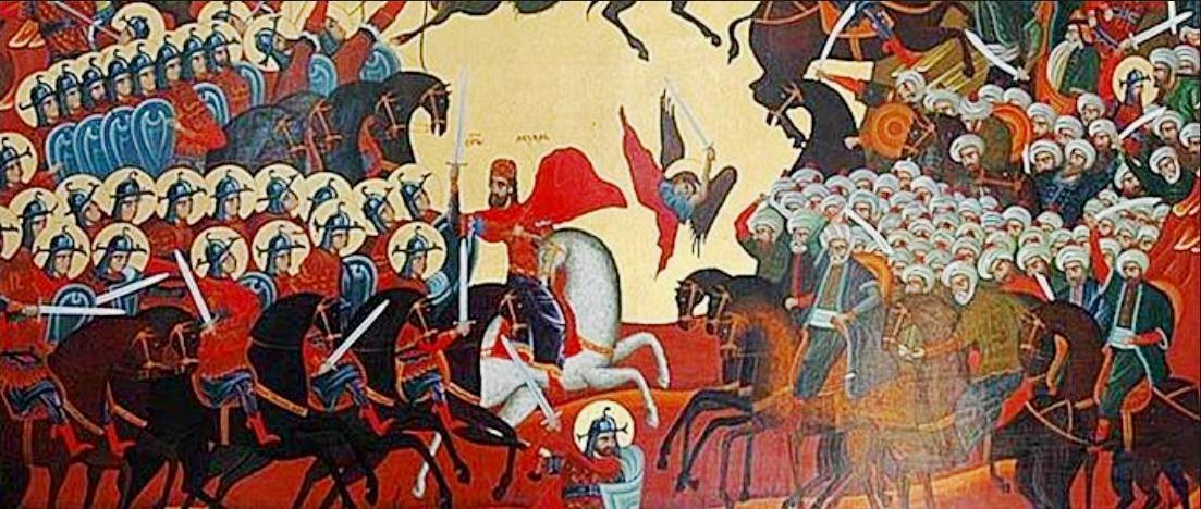 Βυζαντινὸς Στρατὸς