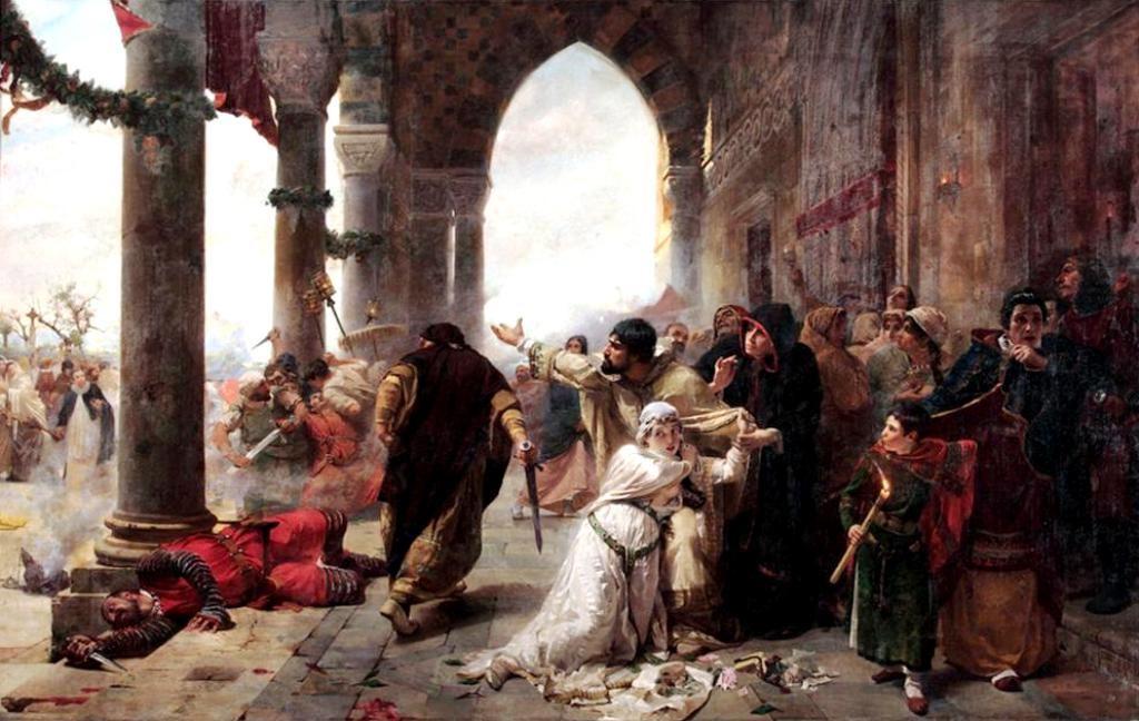 I Vespri siciliani di Erulo Eroli