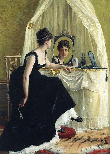Ματαιότητα Gustave Léonard de Jonghe