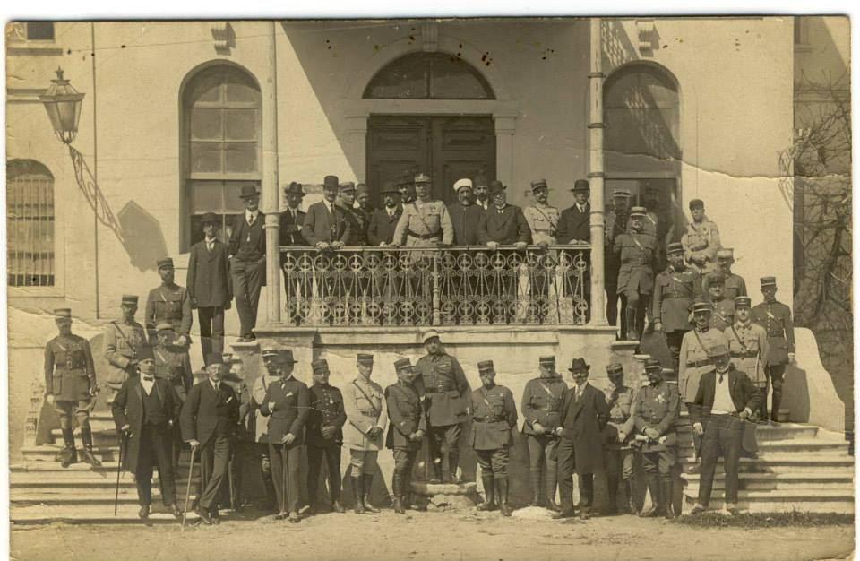 Η διασυμμαχική Θράκη 1920