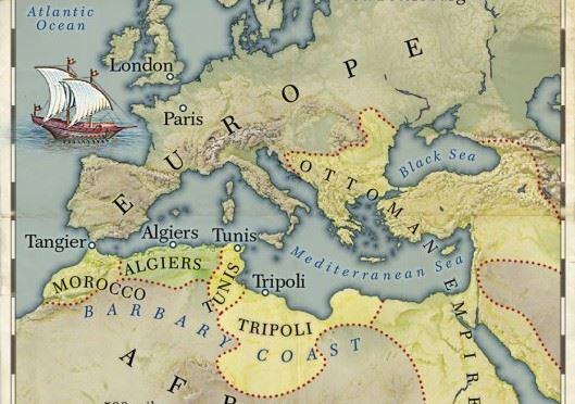 ΟΙ ΒΕΡΒΕΡΙΚΟΙ ΠΟΛΕΜΟΙ  (1801-1805)