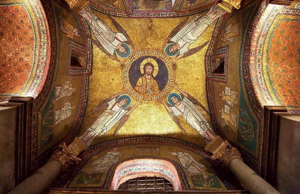 Παρεκκλήσιο τοῦ Ἁγίου Ζήνωνα, Ρώμη.