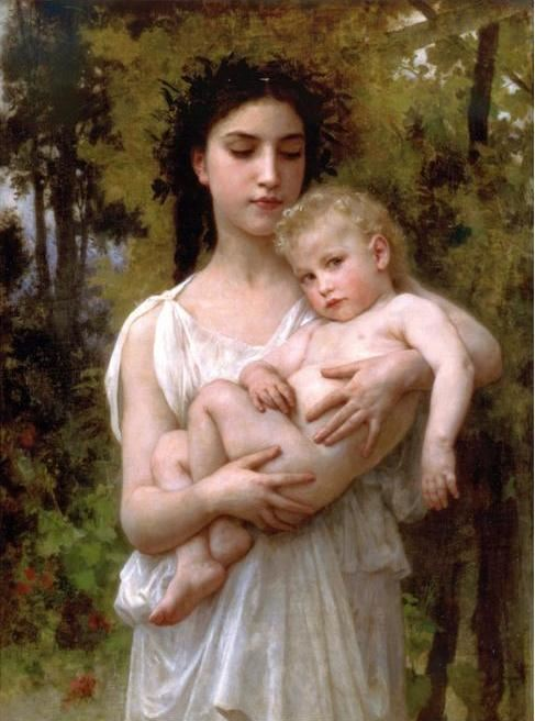 Πίνακας τού  William Adolphe Bouguereau