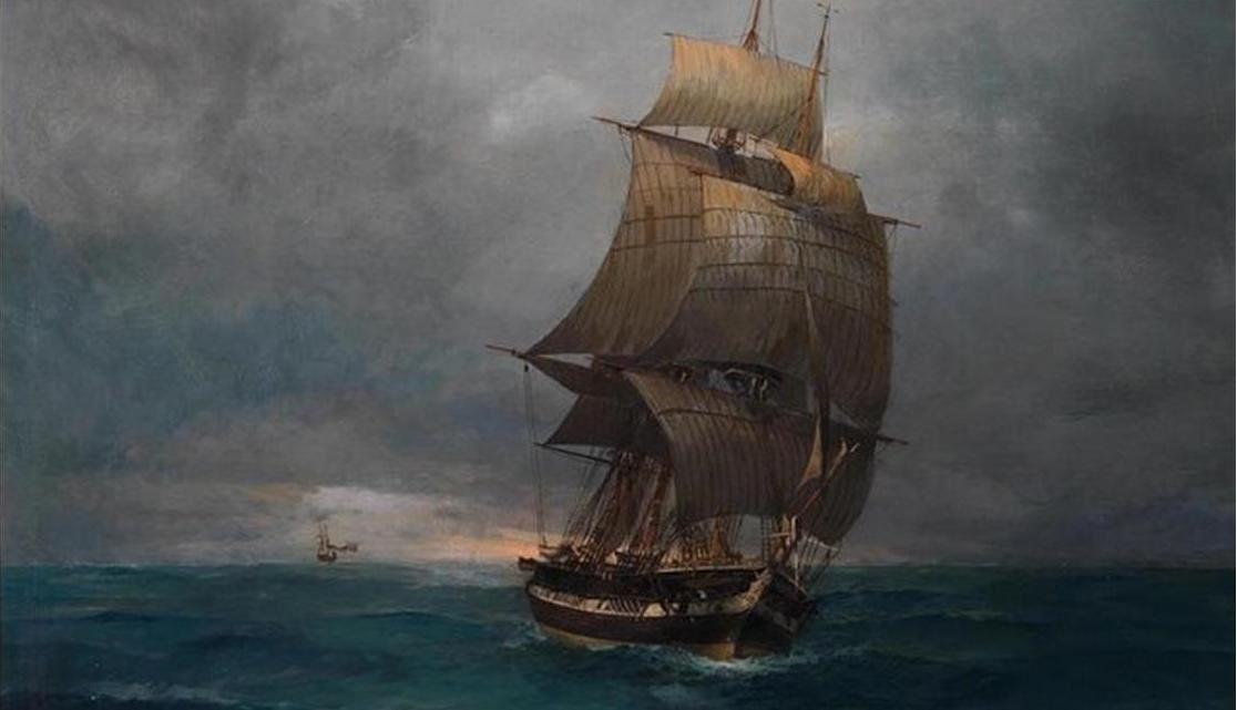Ἀντίγραφο θαλασσογραφίας τοῦ Κωνσταντίνου Βολονάκη