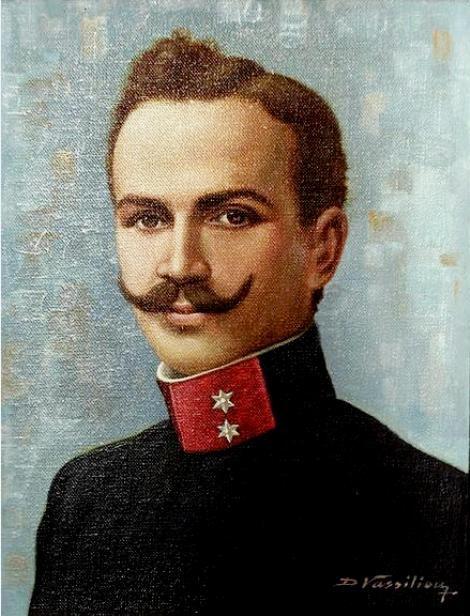 Σπύρος Φραγκόπουλος (καπετάν Ζόγρας) από την Ζάκυνθο.