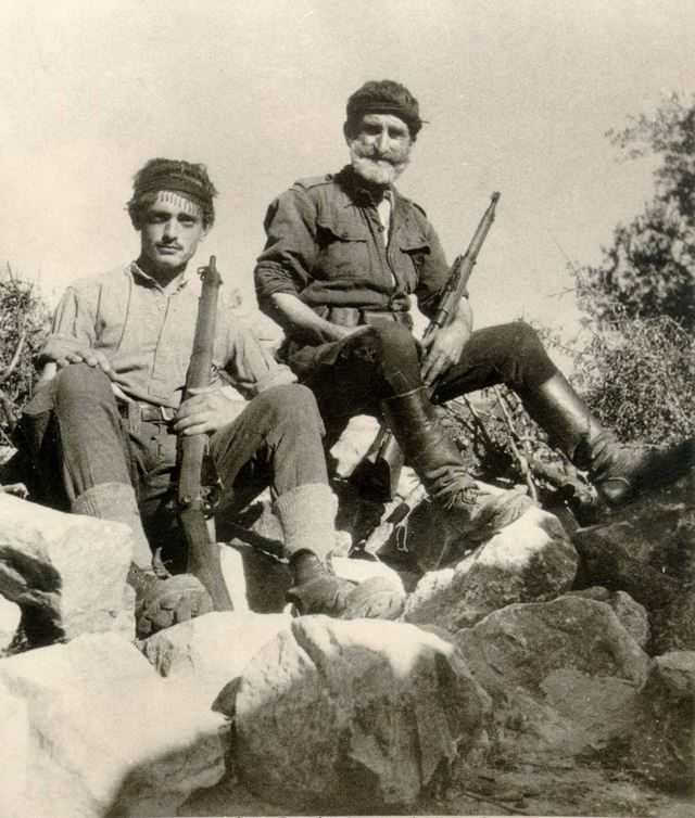 (40) 20/5/1941 Κρῆτες πατριῶτες. Ἀρχεῖο Διευθύνσεως Ἱστορίας Στρατοῦ.