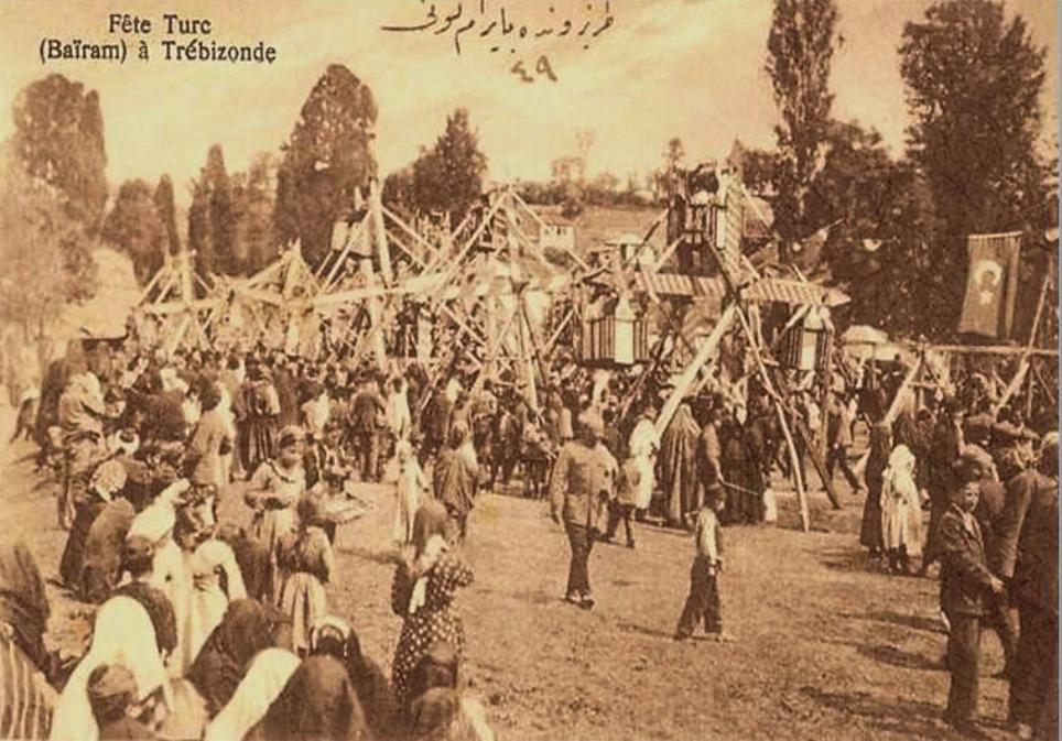 Γιορτή στήν Τραπεζούντα τού Πόντου (Μπαϊράμι)