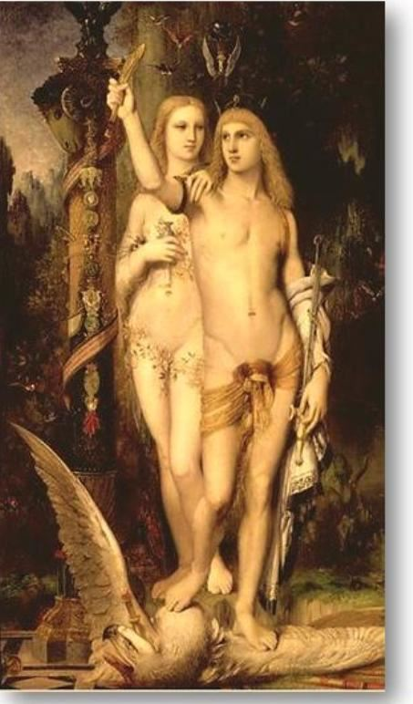 Jason And Medea by Gustave Moreau