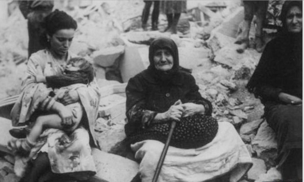 Γυναικόπαιδα τής Ελλάδος, θύματα τής Γερμανο-Ιταλο-βουργαρικής Κατοχής.