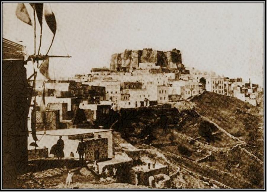 Η Πάτμος το 1897