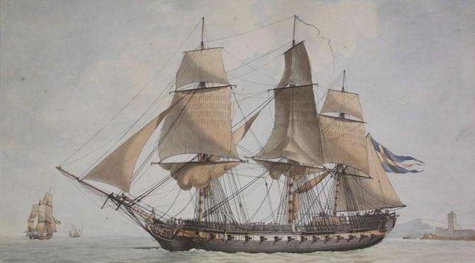 Ο ΡΟΛΟΣ ΤΟΥ ΑΥΣΤΡΙΑΚΟΥ ΝΑΥΤΙΚΟΥ ΣΤΗΝ ΕΠΑΝΑΣΤΑΣΗ ΤΟΥ 1821