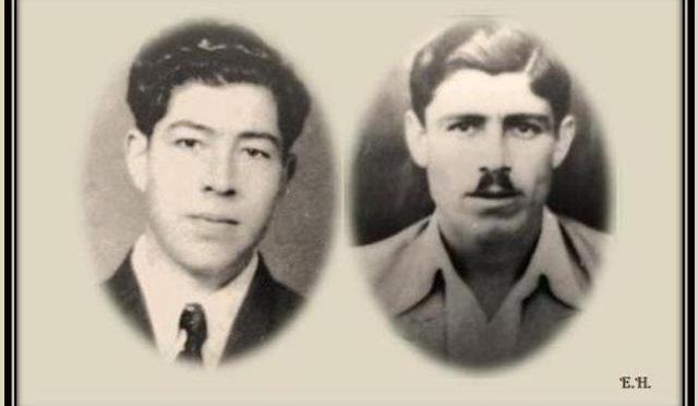 ΗΡΟΩΜΑΡΤΥΡΕΣ ΤΗΣ ΕΟΚΑ – ΖΑΝΟΥ ΣΑΒΒΑΣ (+6/10/1958)