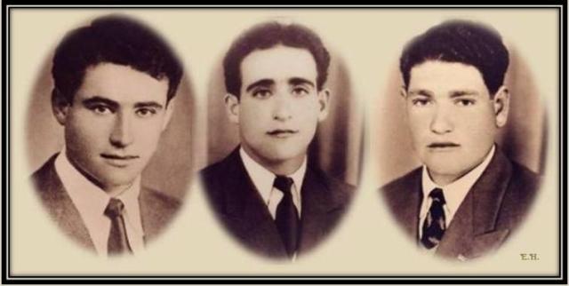 ΗΡΩΟΜΑΡΤΥΡΕΣ ΤΗΣ ΕΟΚΑ-ΣΑΚΚΑ ΚΑΛΛΗΣ (+23/8/1958)
