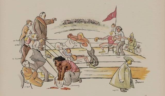 Η ΑΝΑΚΩΧΗ ΤΩΝ ΜΟΥΔΑΝΙΩΝ (10-28/9/1922)